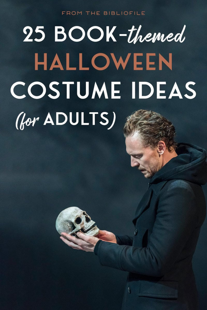 literary halloween costume ideas for book lovers