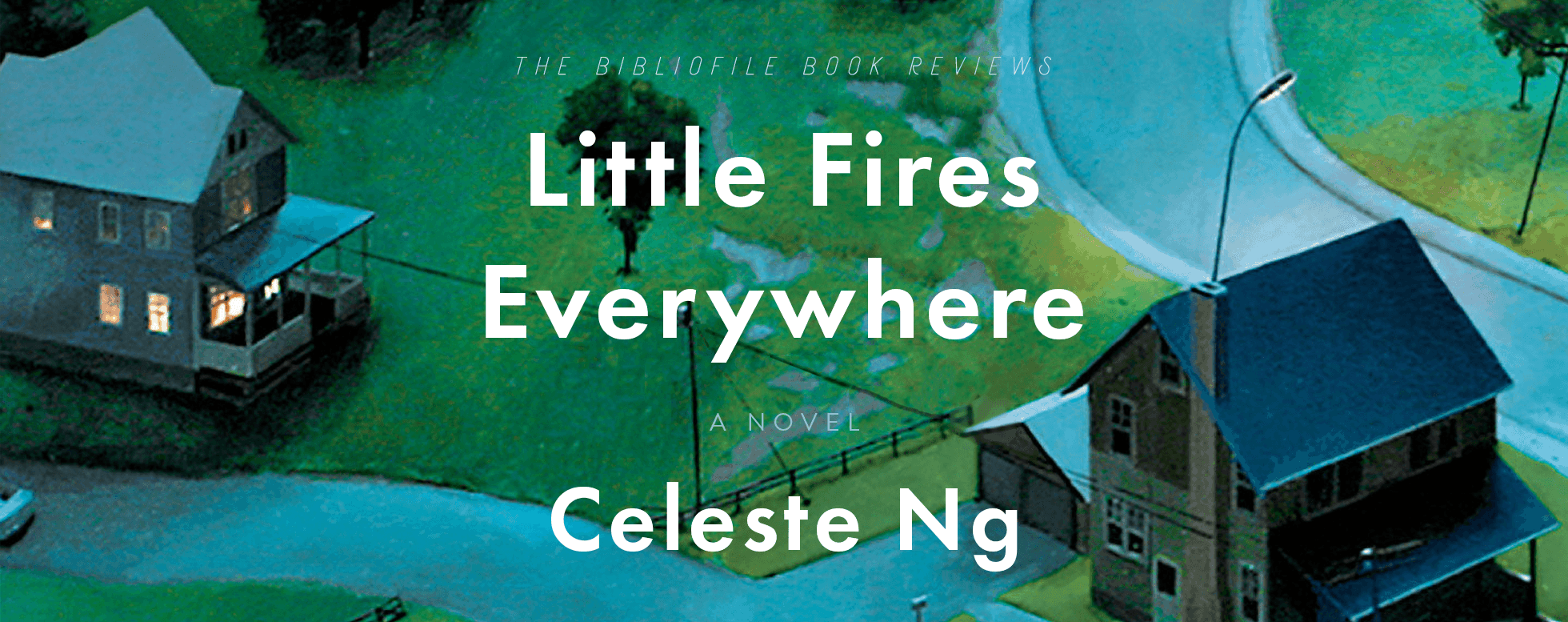 Little Fires Everywhere celeste ng review summary
