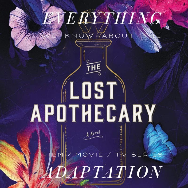 the lost apothecary tv series fox movie trailer release date cast adaptation
