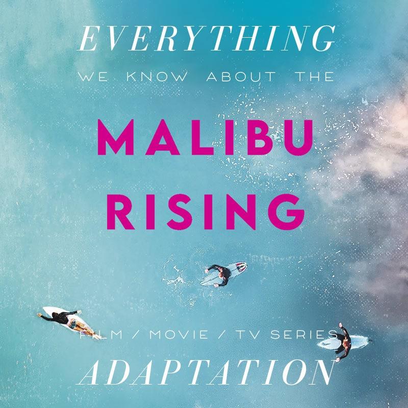 malibu rising hulu tv series movie trailer release date cast adaptation