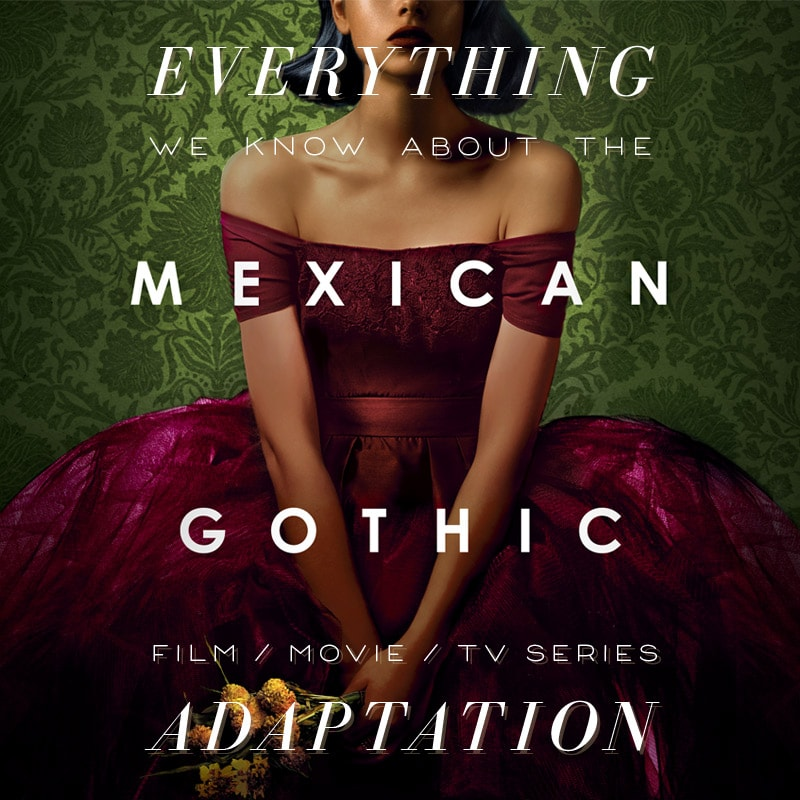 mexican gothic limited series hulu tv series tv show movie trailer release date cast adaptation plot silvia moreno-garcia