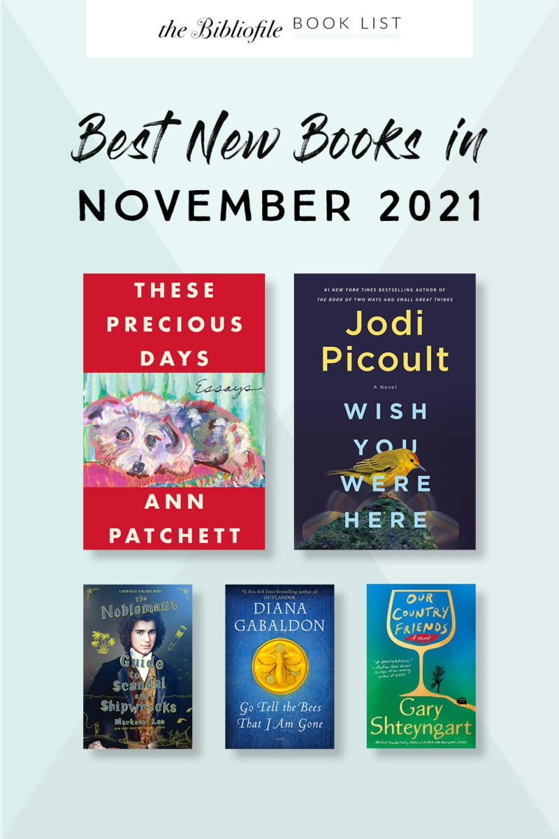 November 2021 books new release most anticipated upcoming titles to read