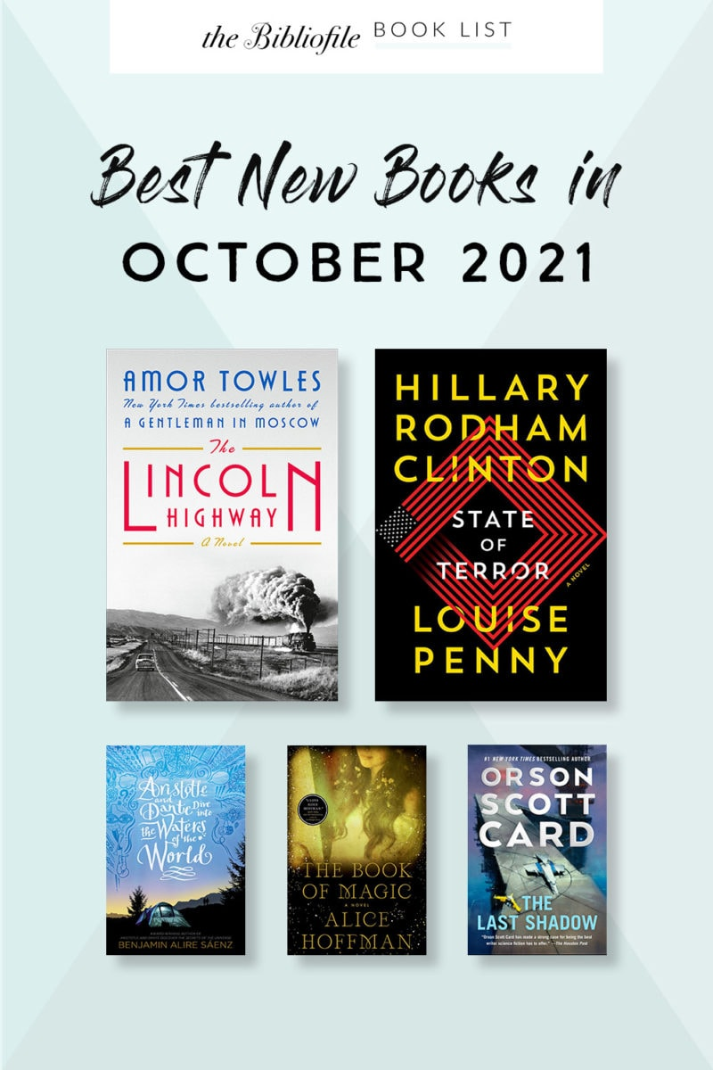 October 2021 books new release most anticipated upcoming titles to read