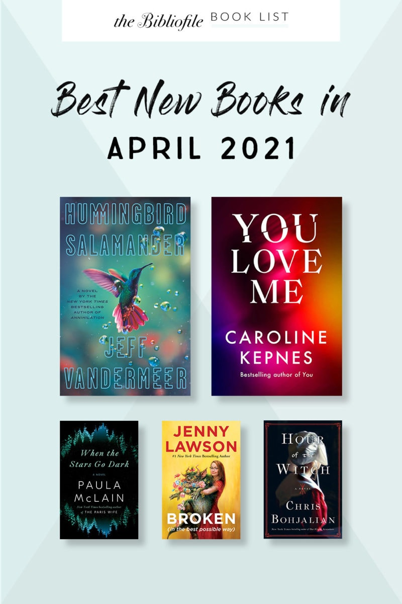 April 2021 books new release most anticipated upcoming titles to read