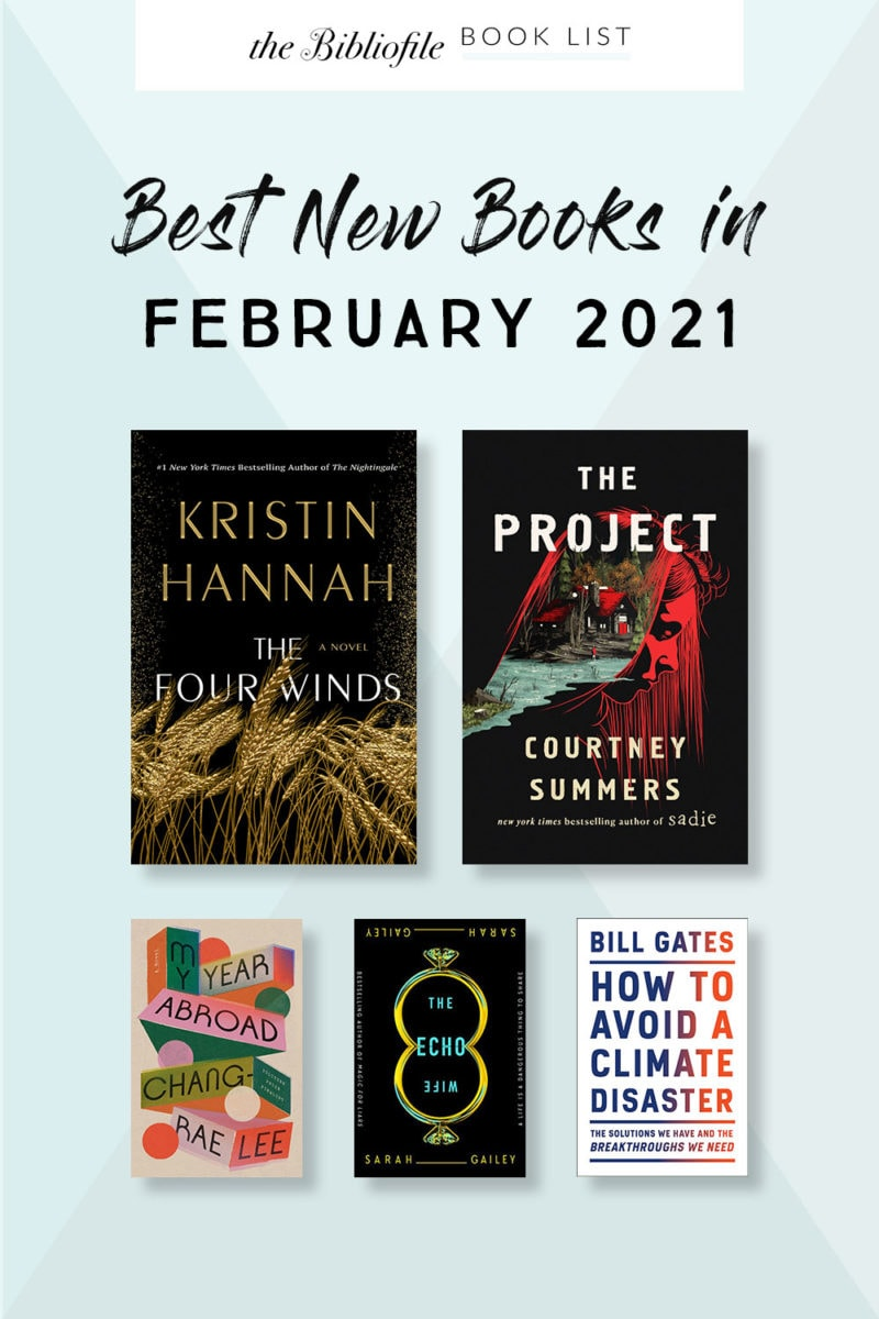 February 2021 books new release most anticipated upcoming titles to read