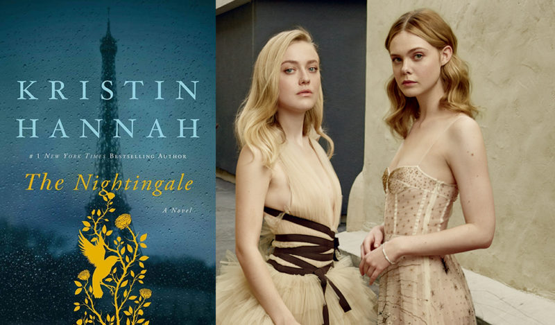 the nightingale kristin hannah movie adaptation