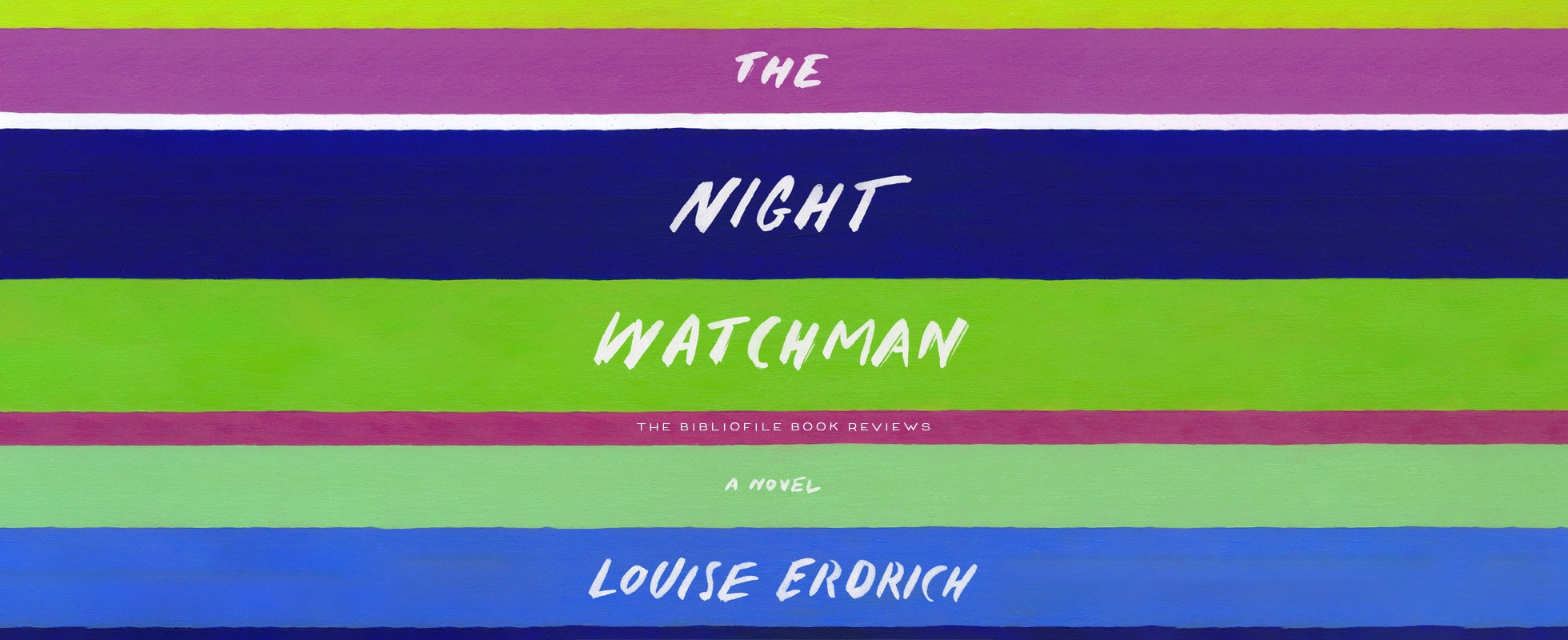 the night watchman by louise erdrich summary and book review synopsis recap