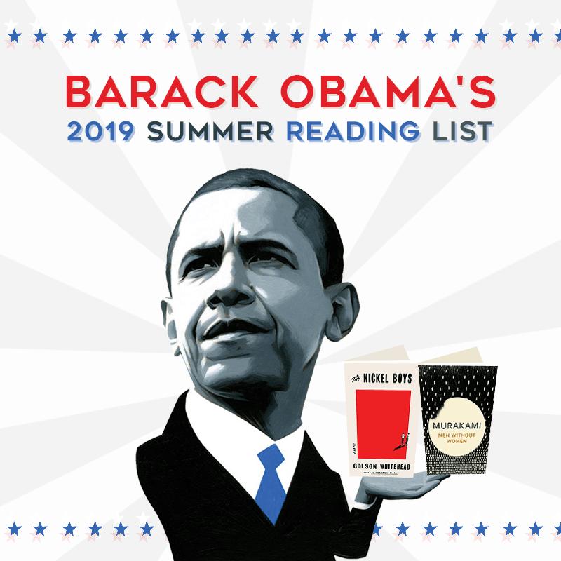 barack obama 2019 summer reading list books