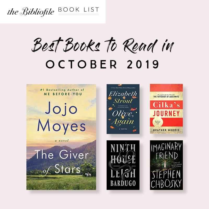 october 2019 fall best books new release