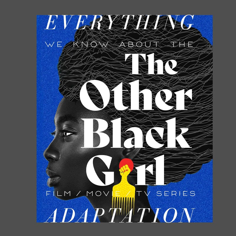 the other black girl hulu tv series movie trailer release date cast adaptation