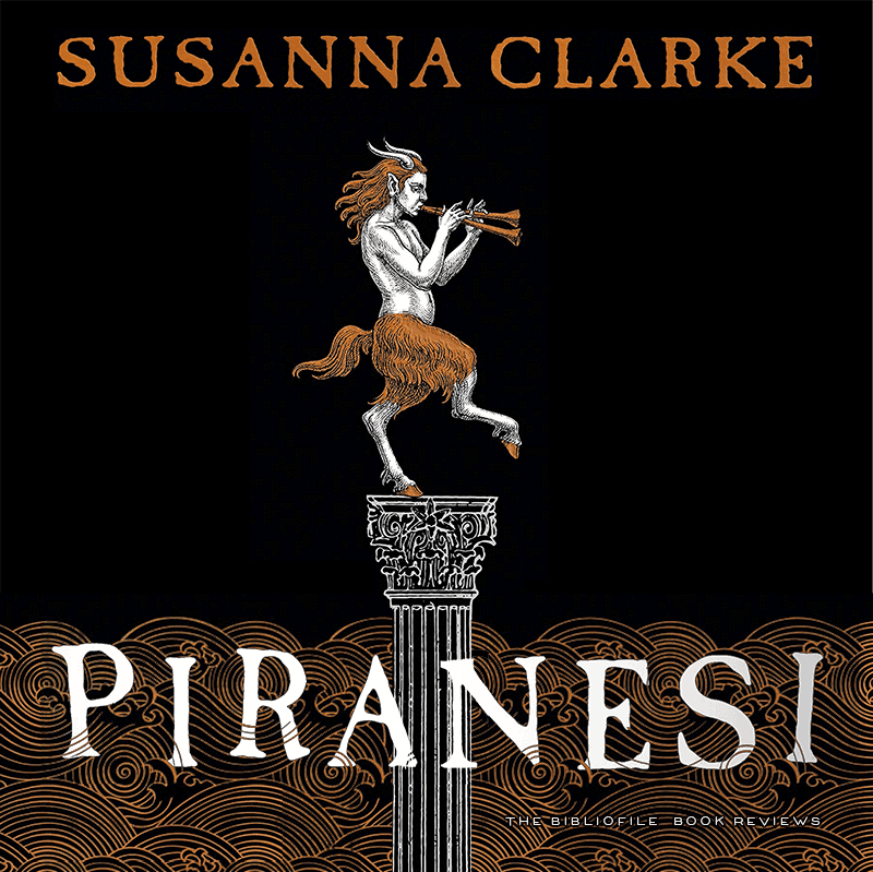 piranesi by susanna clarke book cover release date