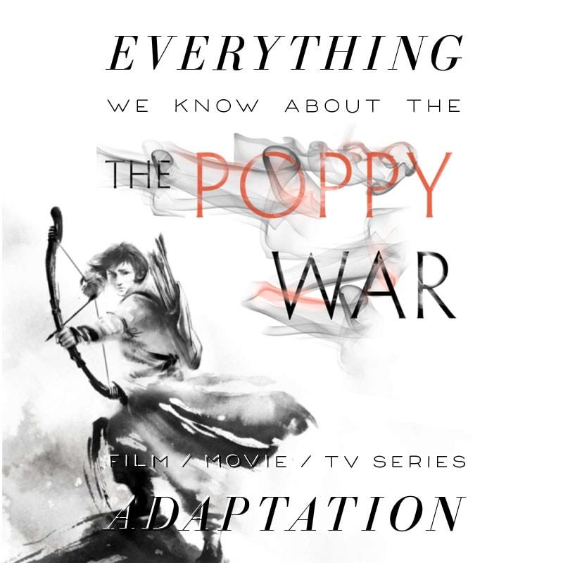 the poppy war tv series movie trailer release date cast adaptation