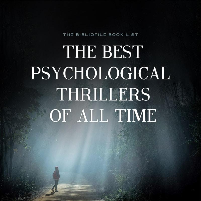 best psychological thriller books of all time
