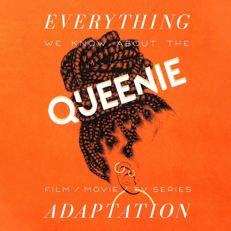 queenie tv series show movie trailer release date cast adaptation plot Candice Carty-Williams
