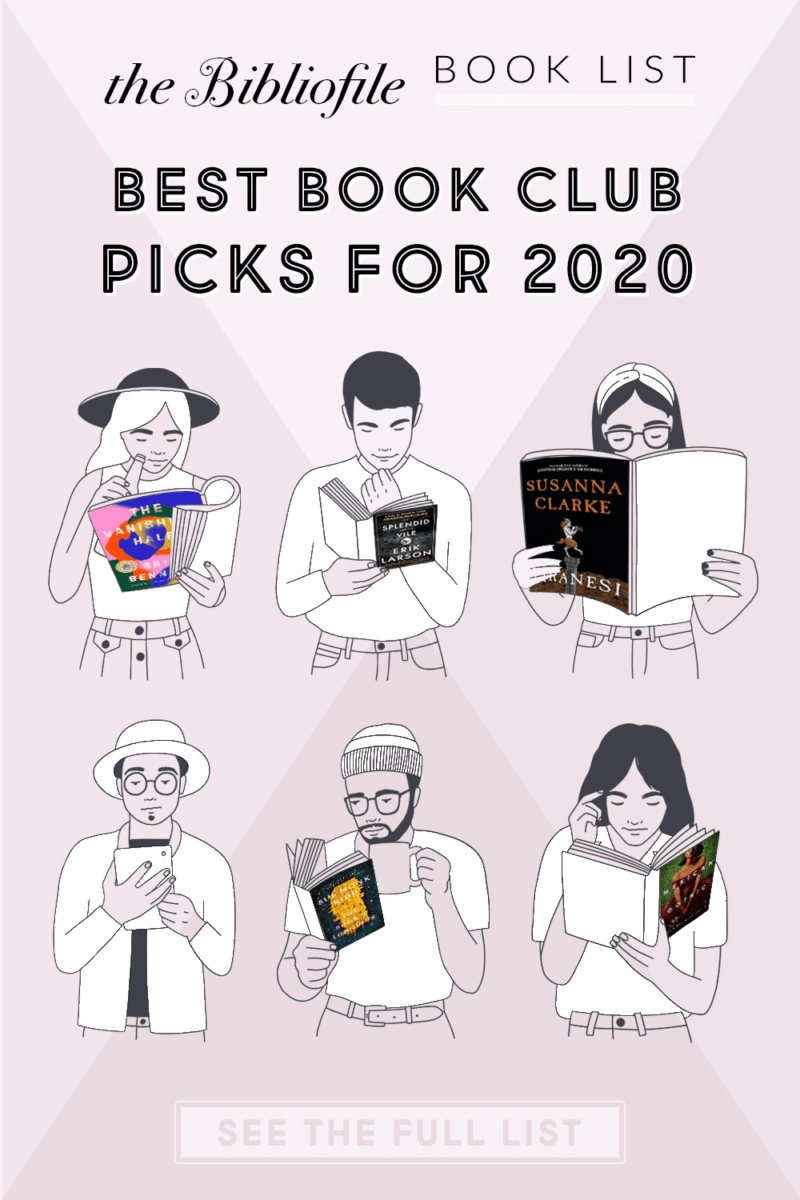 best book club picks for 2020 new releases