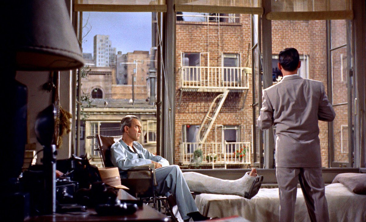 rear window summary