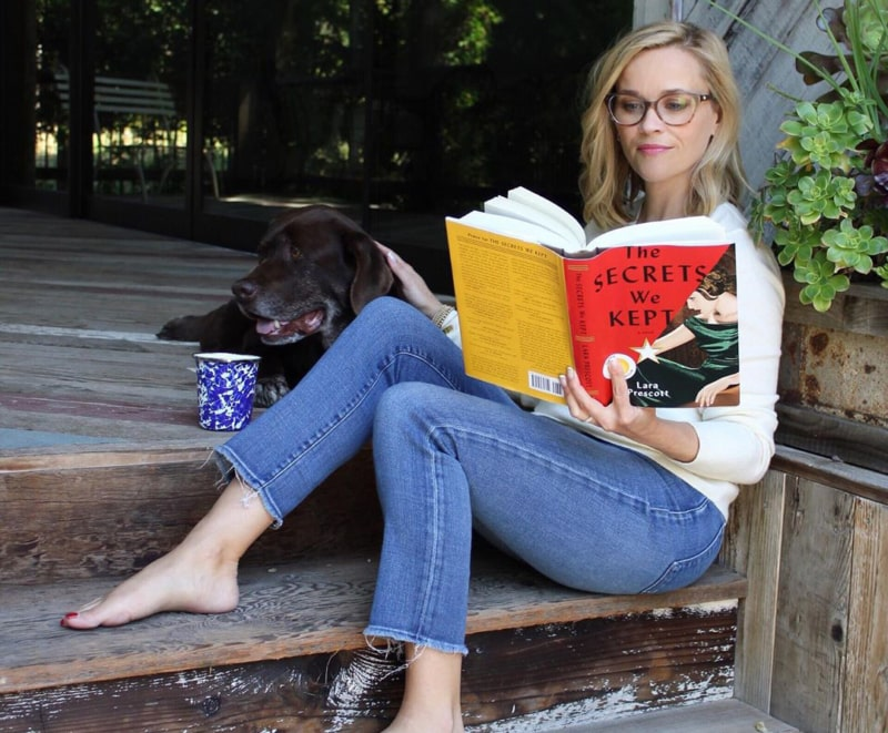 reese witherspoon book club secrets we kept lara laura prescott