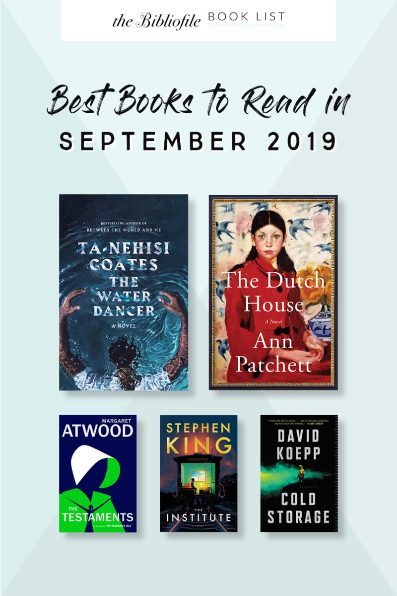 september 2019 fall best books new release reading