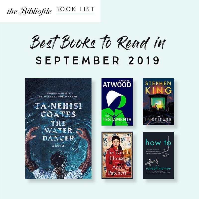 september 2019 fall best books new release