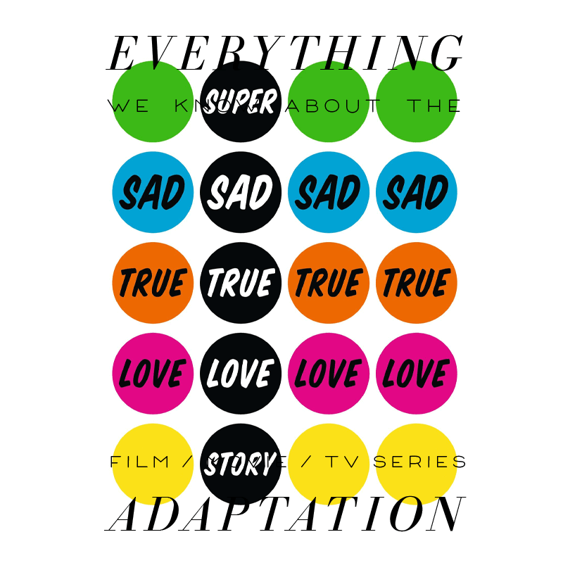 super sad super true love story hbo max television series movie limited series television trailer release date cast adaptation