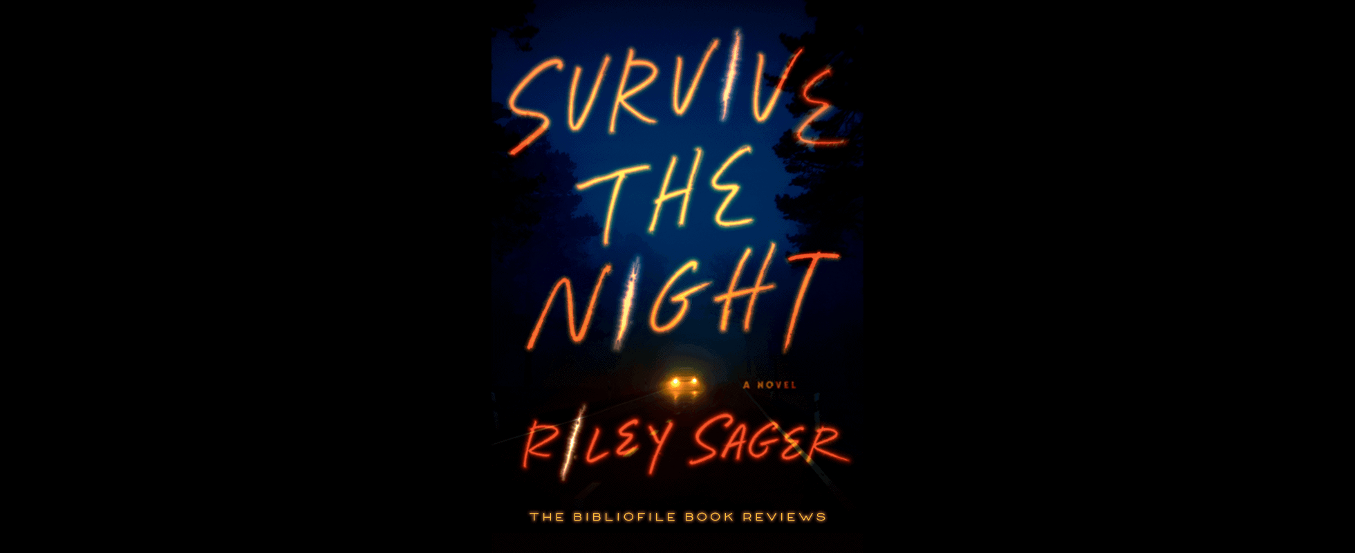 survive the night by riley sager plot summary and book review, synopsis and ending