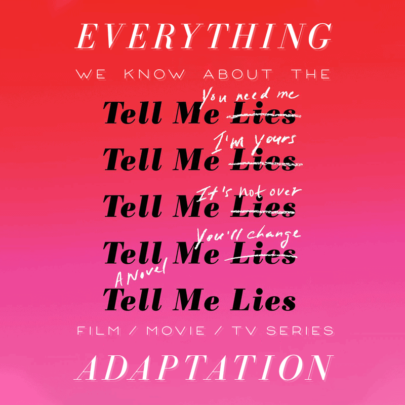 tell me lies hulu tv series emma roberts Carola Lovering tv show movie trailer release date cast adaptation plot