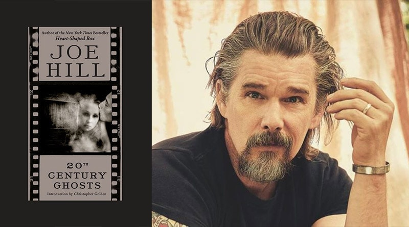 the black phone ethan hawke blumhouse adaptation books to movies short story by joe hill