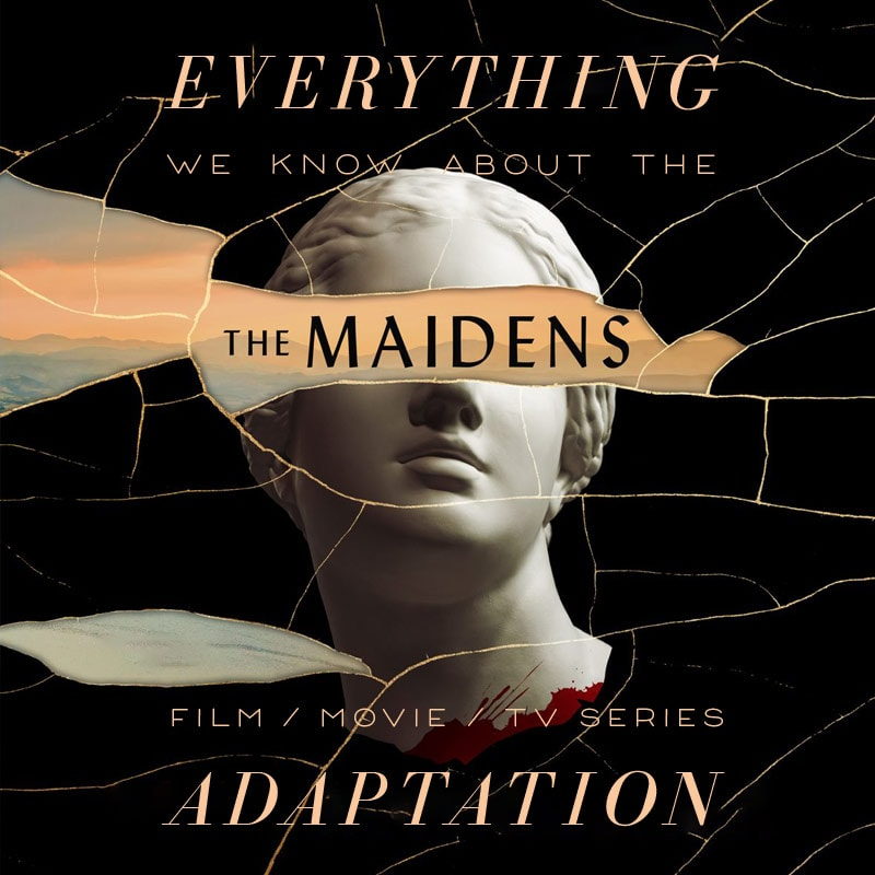 the maidens tv series  movie trailer release date cast adaptation