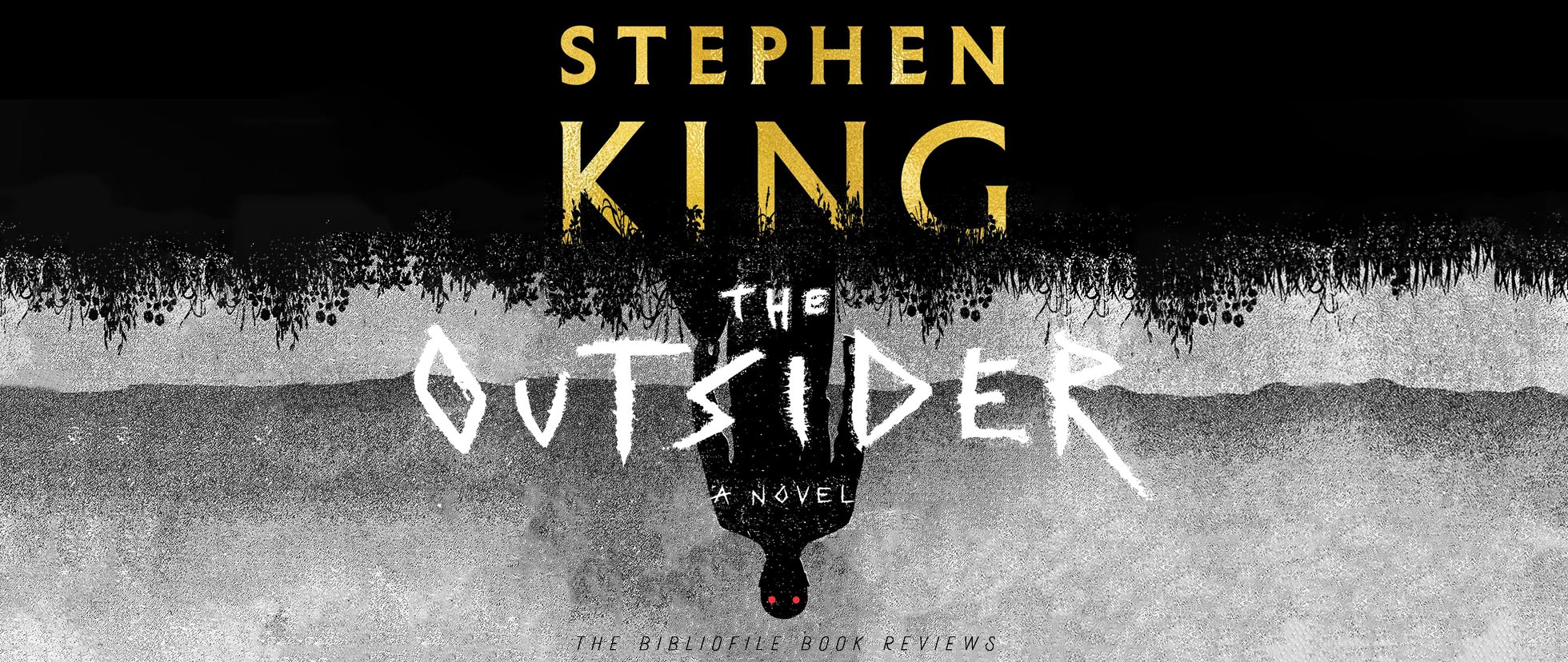 the outsider stephen king summary review synopsis ending