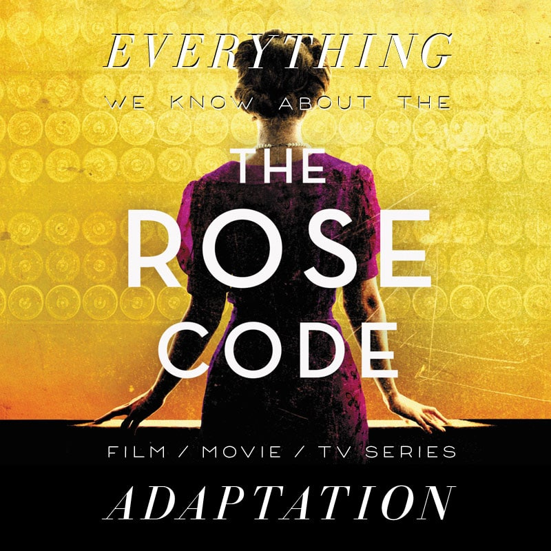 the rose code movie trailer release date cast adaptation
