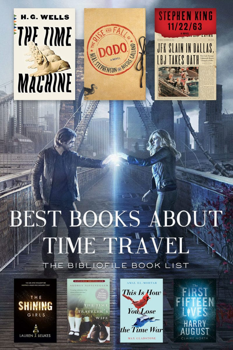 best time travel books romance sci-fi young adult