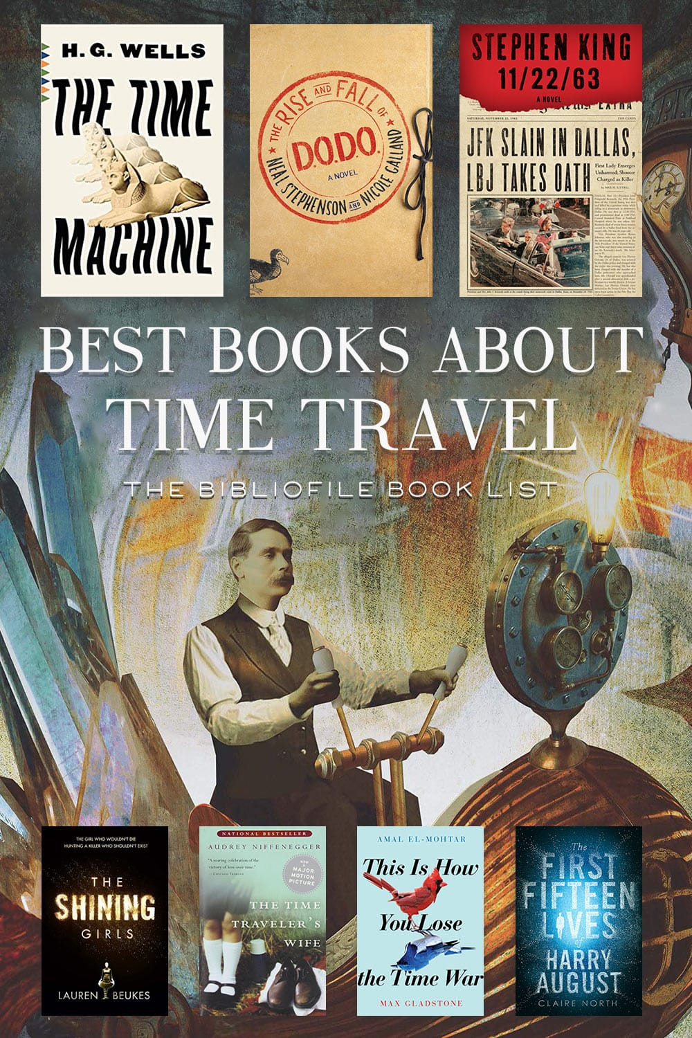 best time travel books novels science fiction