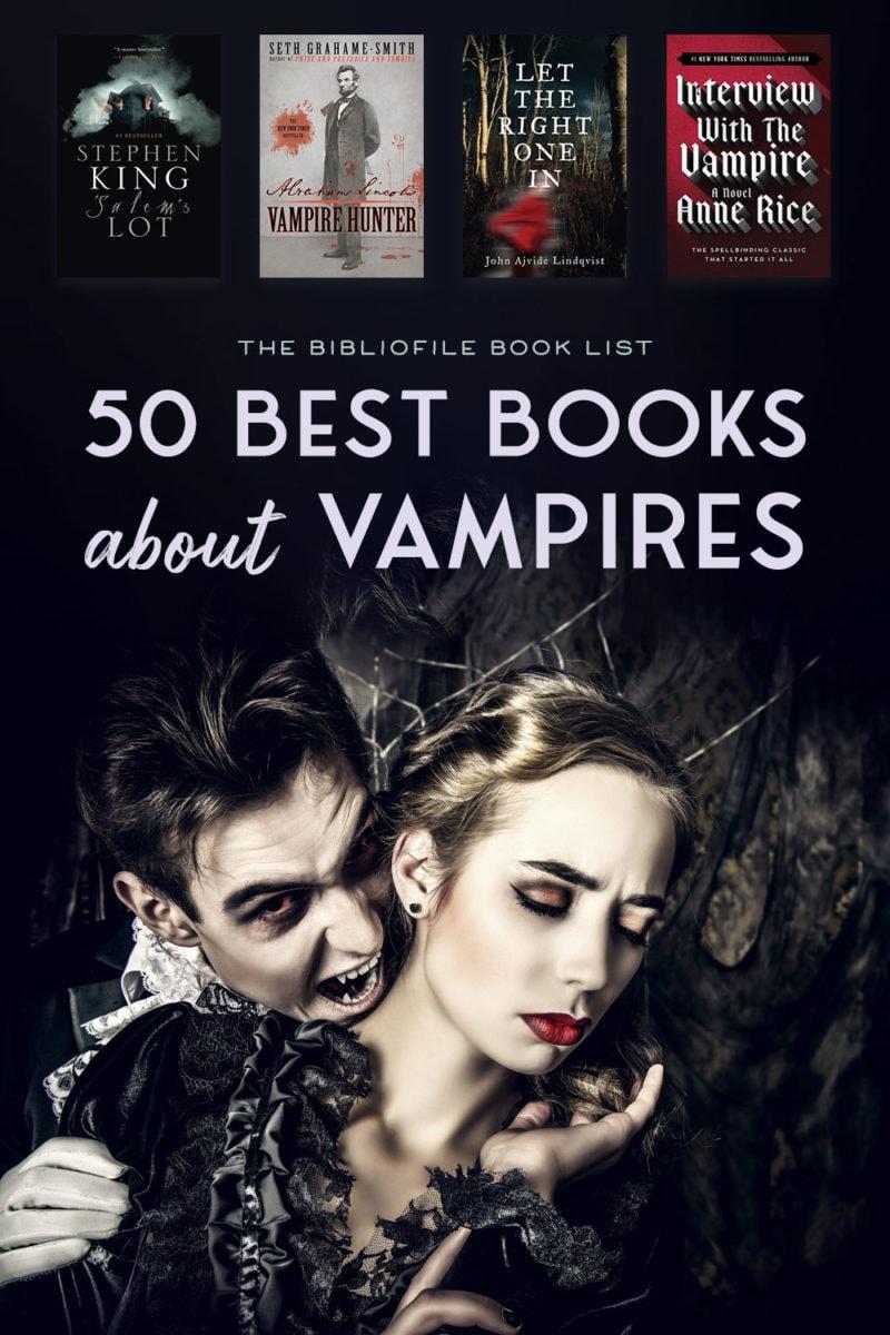 vampire books novels for adults