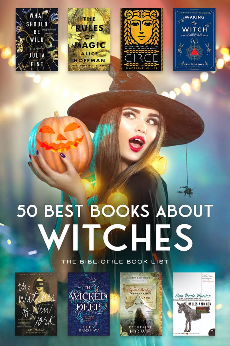 books about witches best novels fiction halloween