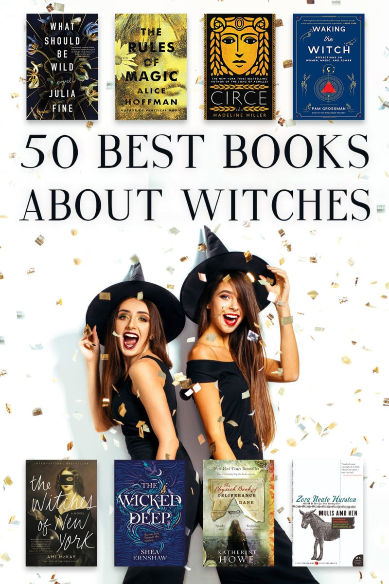 witch book witchy novels for adults books about witches best novels fiction halloween