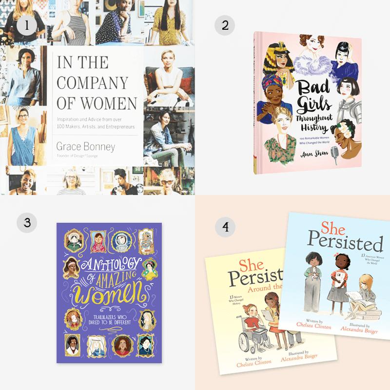 Gift Guide Inspiring Books